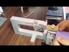 Брусовочная машина - YouTube