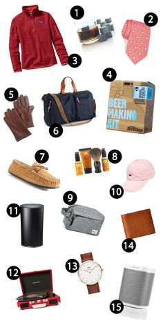Men's Valentine's Day Gift Guide