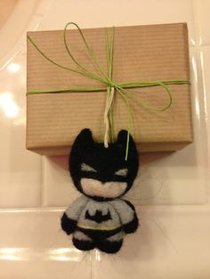 Made Batman for my friend who dreams of being batman on the daily...
