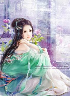 ZiJing by *phoenixlu on deviantART