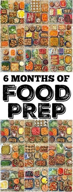 I challenged myself to 6 months of food prep. That means every weekend for six months straight, I spent at least some time prepping food for the week ahead. Here's what I learned and why I recommend it. #mealplanning