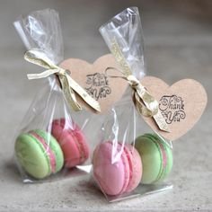 Cuisine de Laura Urschel - Wedding Favours / Cupcakes