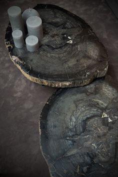 Super mooie salontafels gemaakt van natuursteen.