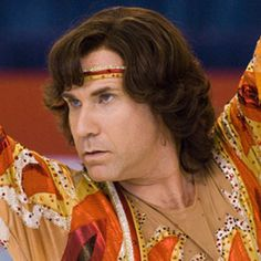 Picture: Will Ferrell in 'Blades of Glory.' Pic is in a photo gallery for Will Ferrell featuring 32 pictures. Will Ferrell, Blades Of Glory, Beautiful Streets, Beautiful People, Film Stills, Man Humor, Great Movies, Movies Showing, Funny People