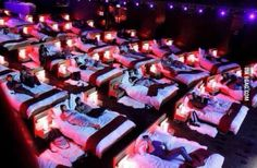 Awesome cinema in Greece!