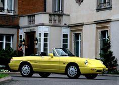 Alfa Romeo Spider / 1990