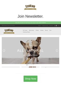 Best deals and coupons for EcoKind Pet Treats