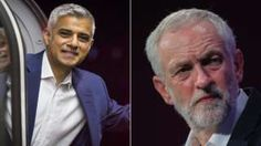 Sadiq Khan: Jeremy Corbyn 'failed to show leadership needed'