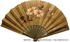 antique hand fans - Google Search