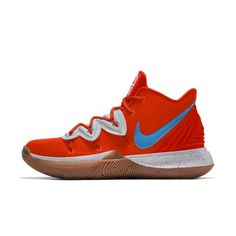 90166a556bd56b Kyrie 5 By You Men's Basketball Shoe Kyrie 5, Men's Basketball, Sneakers  Nike,