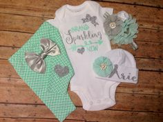Hey, I found this really awesome Etsy listing at https://www.etsy.com/listing/255714338/baby-girl-coming-home-outfit-girl
