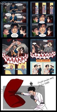 Batboys-A Summer story, by the incredibly talented InkyDandy