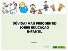 Material sobre educação infantil - MEC