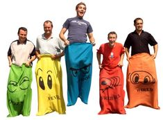 Garden Games Sack Race - 5 Adult Sized Hessian Bags for Racing Garden Games http://www.amazon.co.uk/dp/B000B8IC8I/ref=cm_sw_r_pi_dp_y8hNtb086MS3ERC4