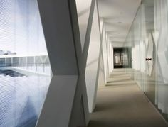 herzog & de meuron: actelion business center