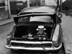 Citroën par Peter Turnley