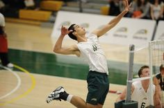 Men's Volleyball Cruises to 3-0 Victory Over NJIT. Way to go, boys!