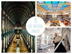 25 Most Incredible Libraries from Around the World