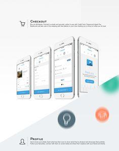 Bluethumb Ecommerce App on Behance