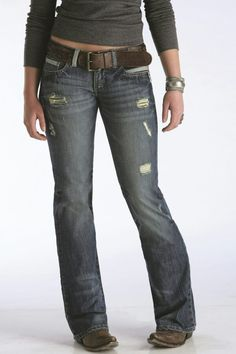 Love the jeans!