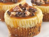 VeryBestBaking.com | Pecan Caramel Cheesecake Cookie Cups