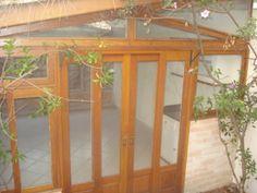 garden shed, garden structure, outside architecture, construção no jardim