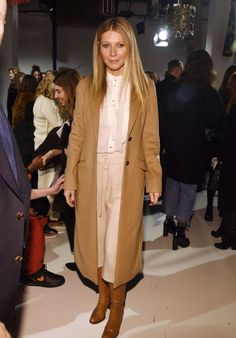 97fd3e6cd37 Gwyneth Paltrow - Calvin Klein Show - Fall Winter 2017 in New York 2 10