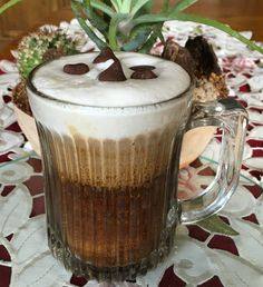 Marshmallow Mint Latte is easy to make using your favorite Ninja® appliances. Discover delicious and inspiring recipes from Ninja® for every meal. Ninja Coffee Bar Recipes, Coffee Drink Recipes, Ninja Recipes, Coffee Drinks, Coffee Type, My Coffee, Torani Syrup, Chocolates, Latte Recipe