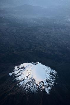 Volcan Pico de Orizaba | México byCaliopedreams Fotografia
