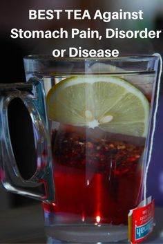 BEST TEA Against Stomach Pain, Disorder or Disease - Herbiol |Check out…