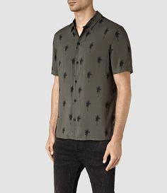 AllSaints New Arrivals: Archo Short Sleeve Shirt