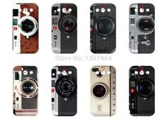 New Design .Phone Case for Samsung Galaxy S3 (i9300). retro vintage Camera Leica M9 !+Free shipping