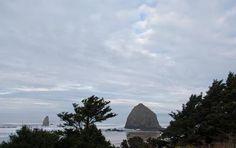 Haystack Rock, Cannon Beach Oregon.