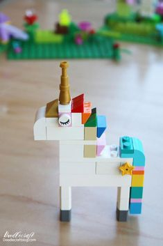 How to Build: Lego Unicorn Instructions – 10 Ways! Doodlecraft: How to Build: Lego Unicorn Instructions – 10 Ways! How to Build: Lego Unicorn Instructions – 10 Ways! Doodlecraft: How to Build: Lego Unicorn Instructions – 10 Ways! Diy Lego, Lego Craft, Lego Minecraft, Lego Lego, Lego Candy, Minecraft Buildings, Minecraft Pattern, Lego Ninjago, Lego Design