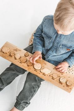 Toddler Toys, Baby Toys, Baby Play, Science Gifts, Waldorf Toys, Montessori Toys, Learning Toys, Wood Toys, Solar System