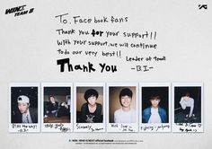 Thank You from Team B