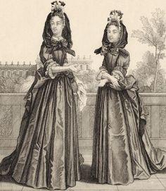 """Demoiselles de Saint Cyr"" (1687)"