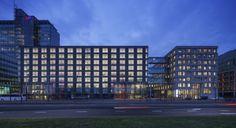 Kantorencomplex Piet Hein Buildings - Architectuur.nl