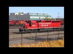 Canadian Pacific Railway & Ottawa Valley railroad.
