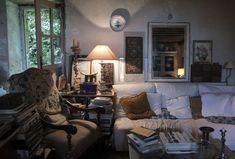 """Esta casa de campo en Francia pertenece a una serie de fotos llamada """"Thierry's cottage"""" realizadas por Kotomi.  Es un sueño hecho realidad."""