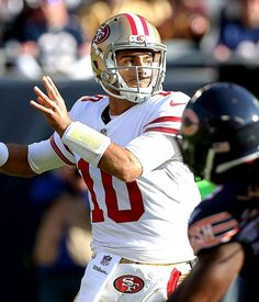 Recap: 49ers defeat Bears 15-14 in QB Jimmy Garoppolo's starting debut