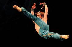 "Denis Matvienko, ""Le Corsaire"", Mariinsky Ballet at Dance Open Ballet Festival, April 2012,"