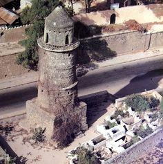 Ali Hawar photograph, Somalia - Degmaga Caziiz Abdulaziz Mosque, Mogadishu (oldest mosque in country)