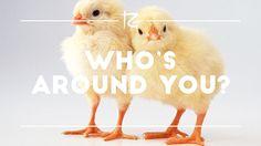 Who's Around You? #dorenenaples