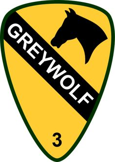 3rd Brigade Combat Team, 1st Cavalry Division - Wikipedia Military Signs, Military Units, Military Life, Giraffe Facts, Us Army Logo, Fantasy City Map, Fishing Maps, M109, Marine Corps Bases