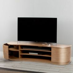stylish TV Stands concept with wood material