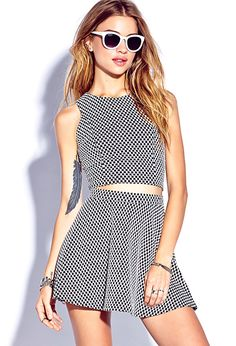 Everyone needs a co-ord! This one is cute as! - Forever 21 £24.25