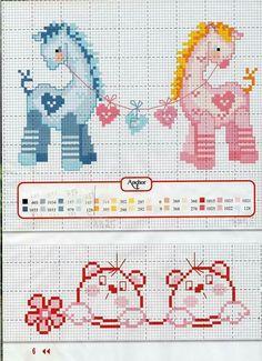 Baby Cross Stitch Patterns, Cross Stitch For Kids, Cross Stitch Boards, Cute Cross Stitch, Cross Stitch Animals, Cross Stitch Designs, Cross Stitching, Cross Stitch Embroidery, Embroidery Patterns