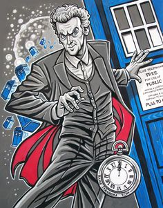 "The 12th Doctor. (""All Thirteen!"")"