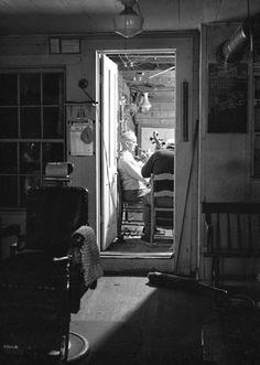 Le Bouquinovore: Norman Rockwell de la photographie à la peinture